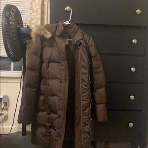 Aeropostale Brown Winter Coat